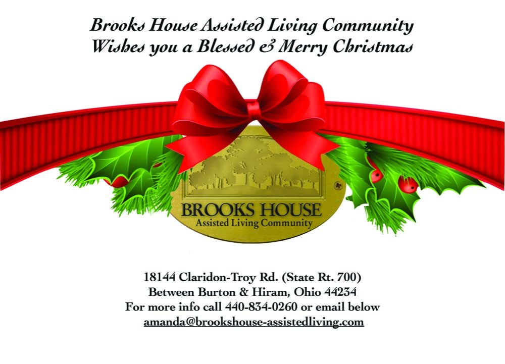 Brooks House Christmas 2016 .pages