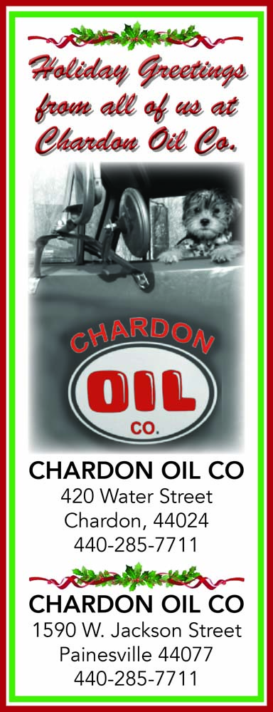 Chardon Oil GBFA