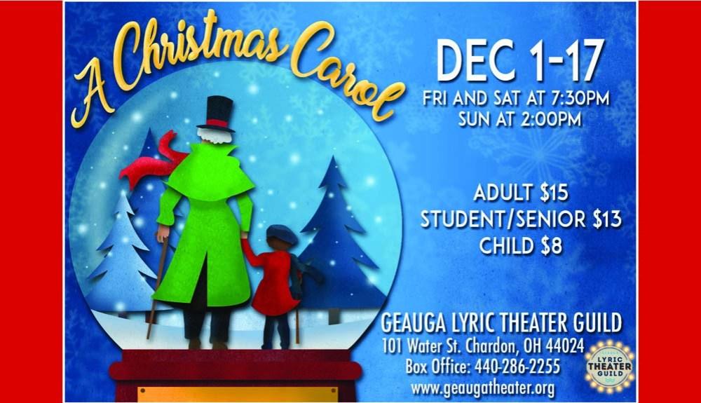 GLTG Christmas carol 8th 17 8th db