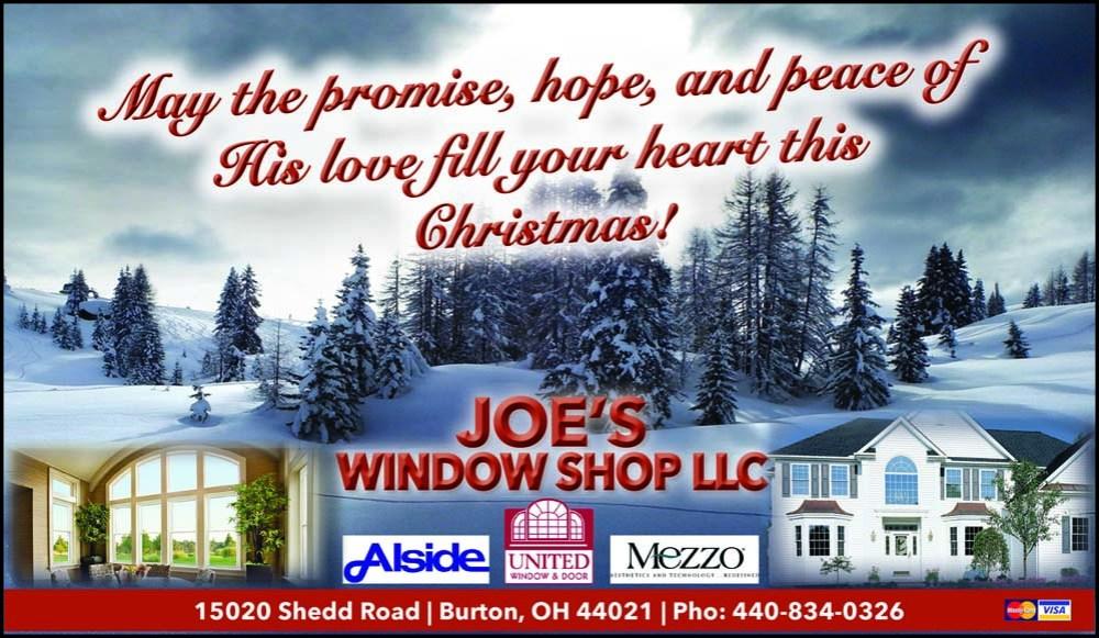 Joes Window GBFA