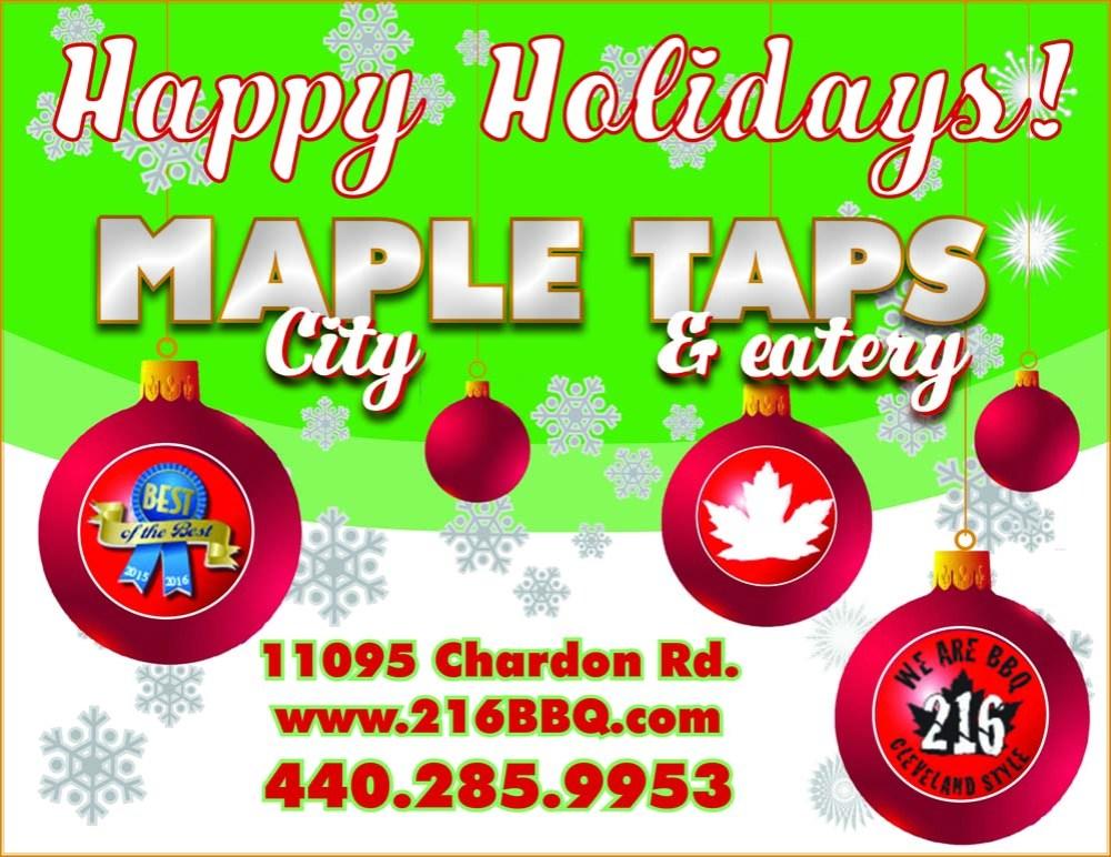 Maple Taps GBFA17 ee