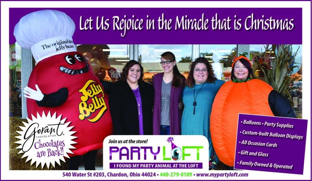 Party Loft GBFA17 half db