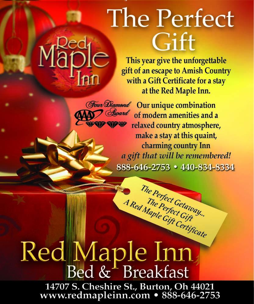 Red Maple Inn GBFA 17 4th